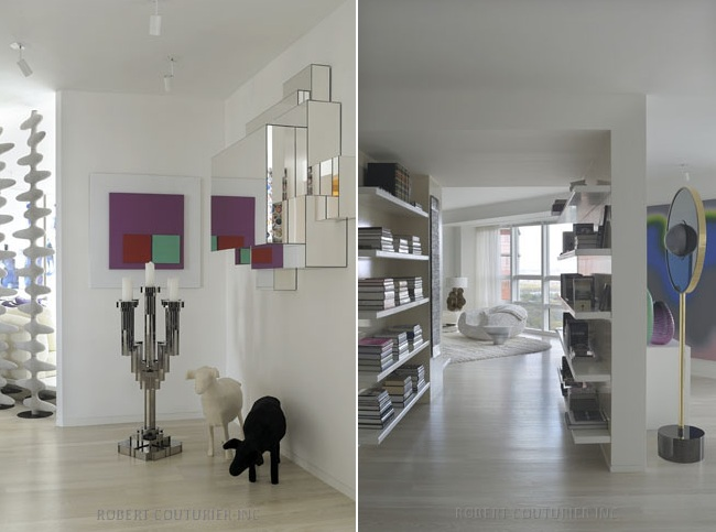 Ultra Modern Interior Design by Robert Couturier 10