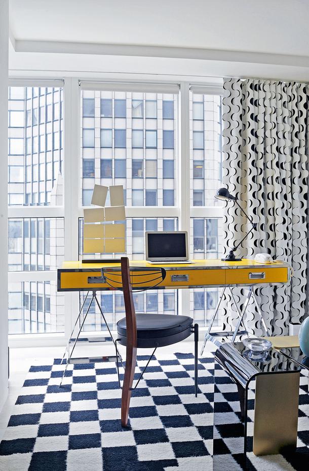 Ultra modern interior design by robert couturier decoholic - Robert couturier interior design ...