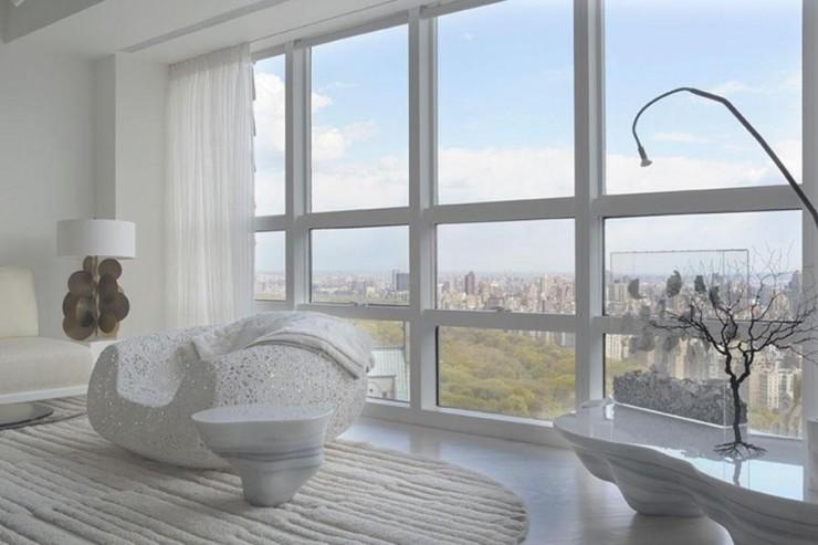 Ultra Modern Interior Design by Robert Couturier 2