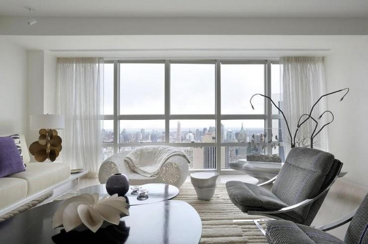 Ultra Modern Interior Design By Robert Couturier Decoholic