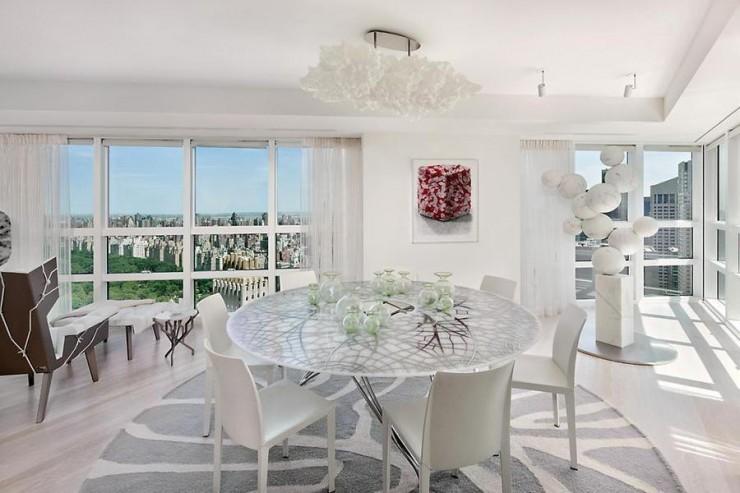 Ultra Modern Interior Design by Robert Couturier 5