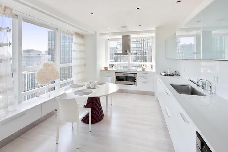 Ultra Modern Interior Design by Robert Couturier 6
