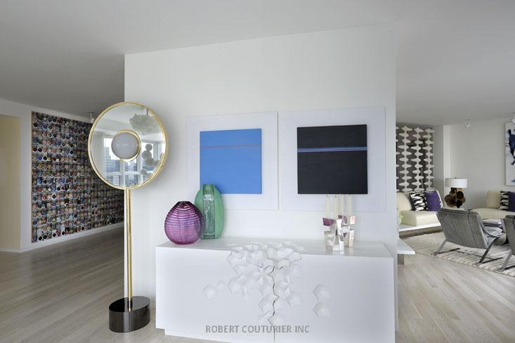 Ultra Modern Interior Design by Robert Couturier 8