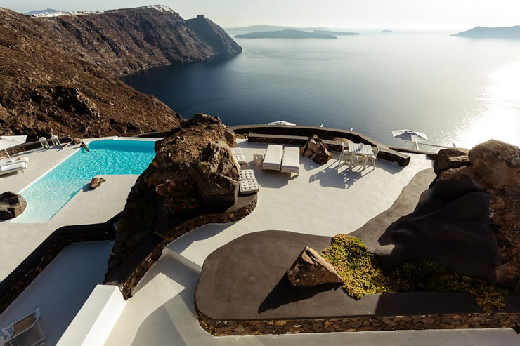 Aenaon Villas Santorini Greece