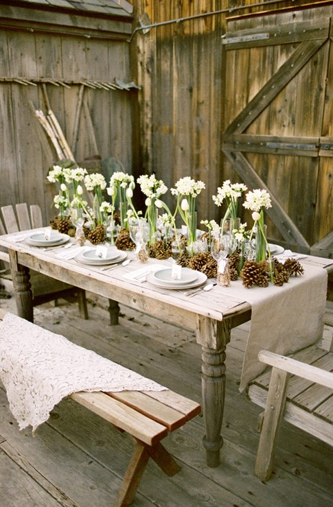 beautiful dining outdoor patio