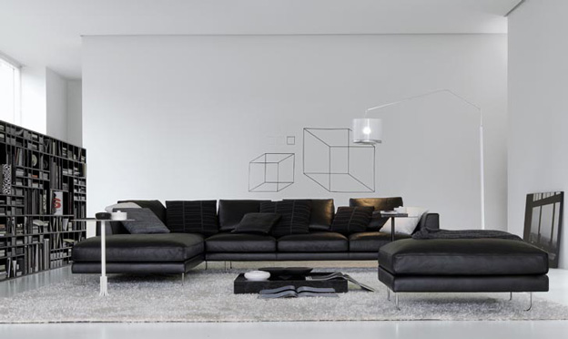 brian contemporary sofa