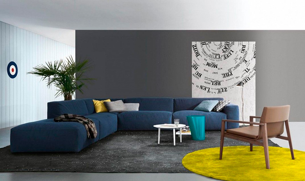 Contemporary Italian Sofas by Jesse - Decoholic