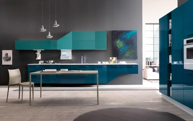 Alicante Modern Kitchen by Febal