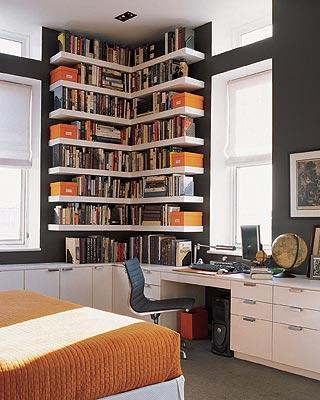 Corner Floating Shelves 19 Decorating Ideas