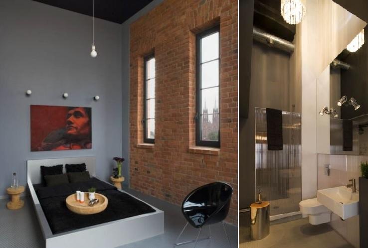Modern Industrial Loft In Poland 3 interiors