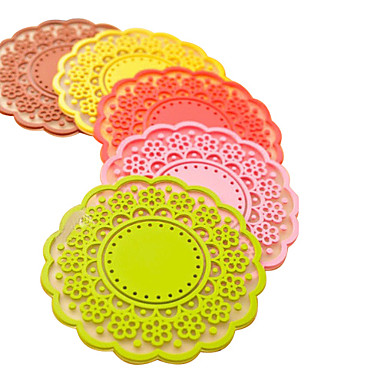 lace-colorful-pattern-silicone-coaster-cup-mat