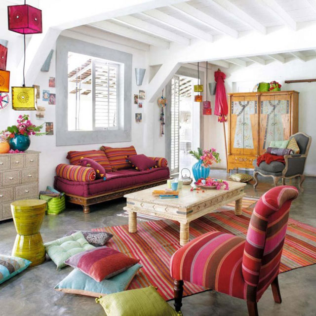 Living Room Ideas From Around The World 5