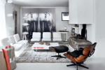 Modern traditional Casual House interiors 2