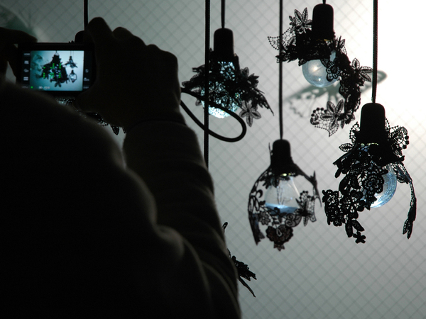 old lace inspired motheaten lights by brownehsieh
