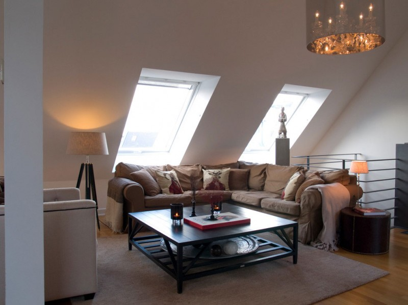 Charming Penthouse In Cologne Decoholic