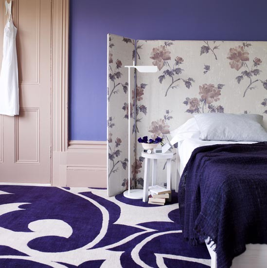 purple bedroom 10 ideas