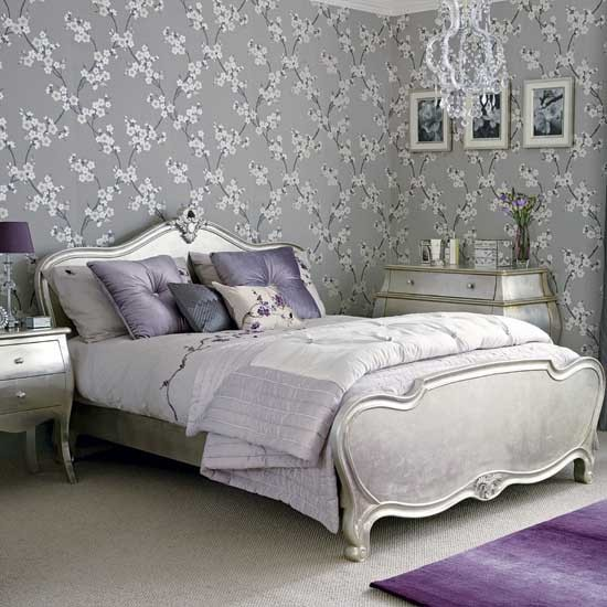 purple bedroom 11 ideas