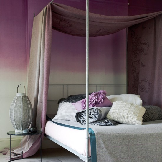 purple bedroom 12 ideas