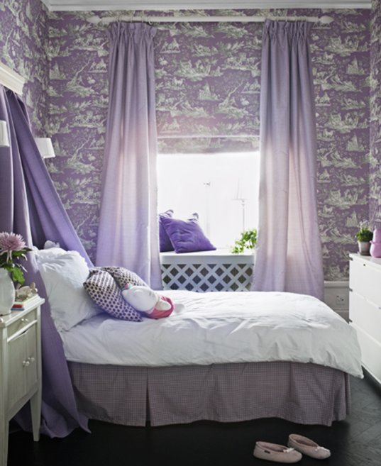 purple bedroom 20 ideas