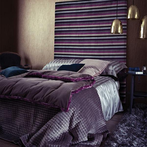 purple bedroom 3 ideas