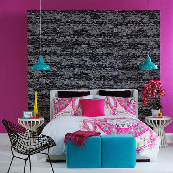 purple bedroom 4 ideas