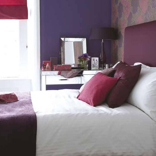 purple bedroom 7 ideas