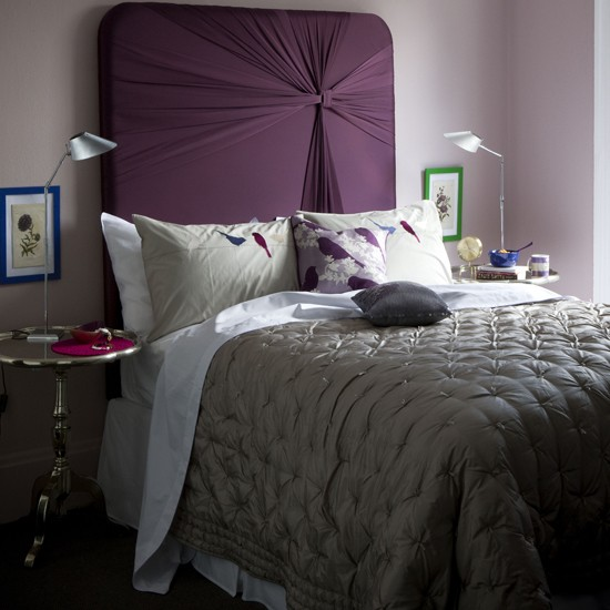 purple bedroom 8 ideas