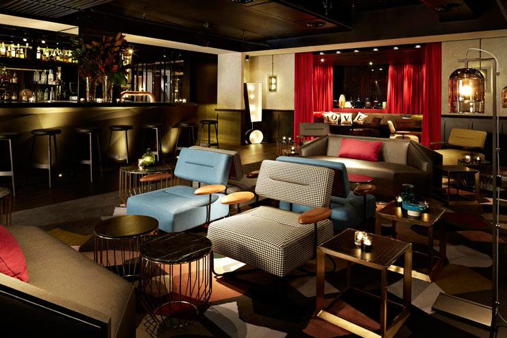 QT Sydney Designer Boutique Hotel 2