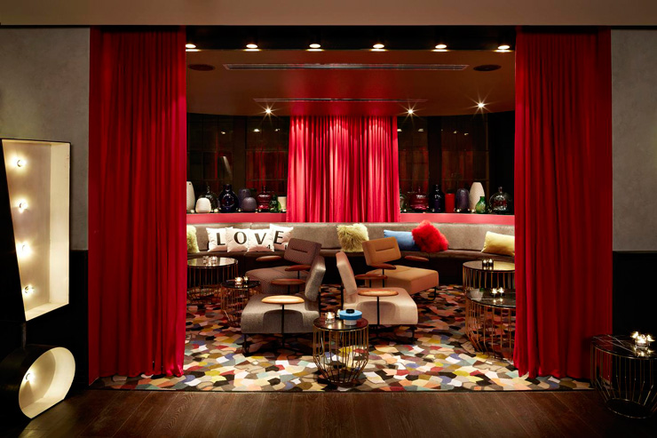 QT Sydney Designer Boutique Hotel 3