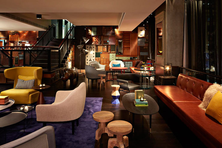 QT Sydney Designer Boutique Hotel 4