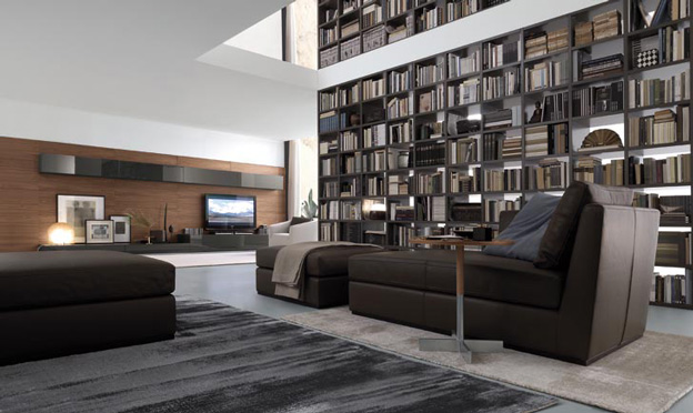richard contemporary sofa