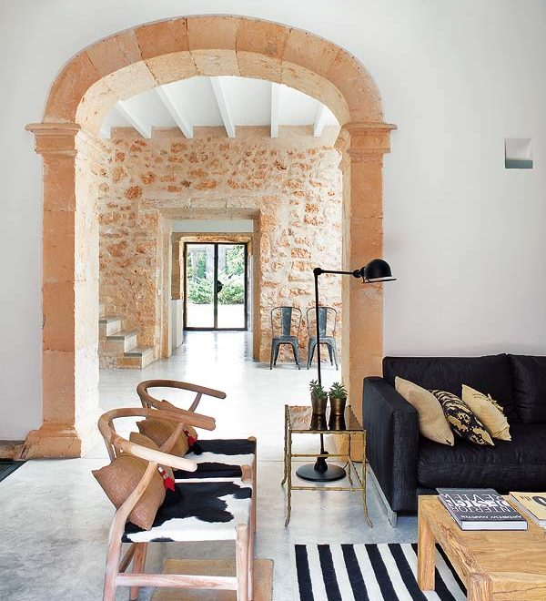 traditional modern house interior by durval dias