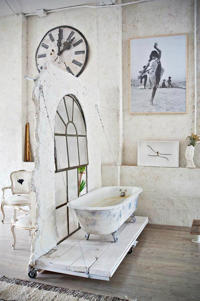 Eclectic Vintage Home interior 10