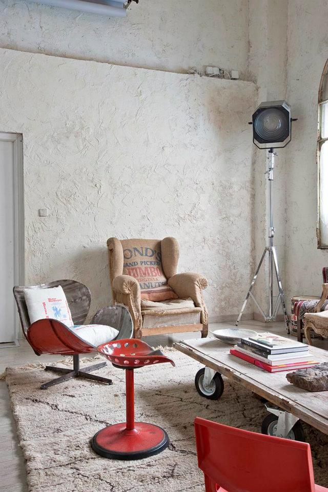 Eclectic Vintage Home interior 12