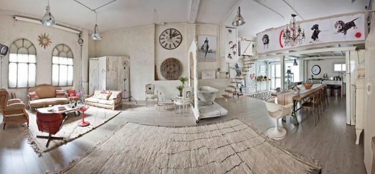vintage eclectic interior 20