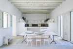 White Interior Photographed by Jérôme Galland