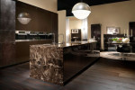 black fendi casa ambiente kitchen