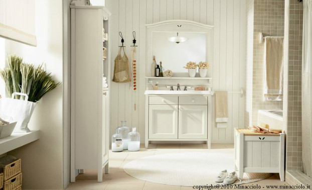 Bathroom ideas the english mood collection decoholic for English cottage bathroom ideas
