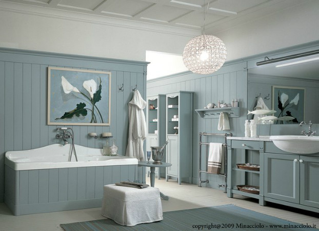 Bathroom Ideas: The English Mood Collection - Decoholic