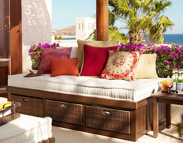10 stylish comfortable and enduring outdoor patio - Muebles de patio ...