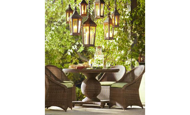chic outdoor patio furniture