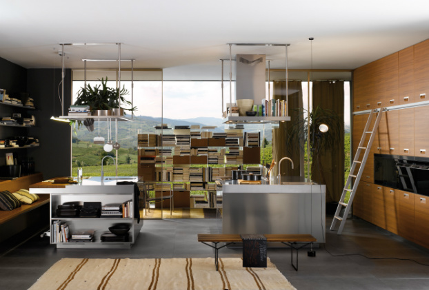 Contemporary Kitchen Designs Arclinea9