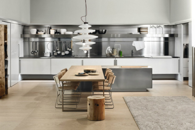 Contemporary Kitchen Designs Arclinea