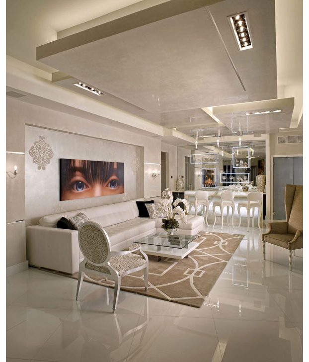 Http Decoholic Org 2013 05 09 Elegant Contemporay Interior With A Cream Off White Color Pallete