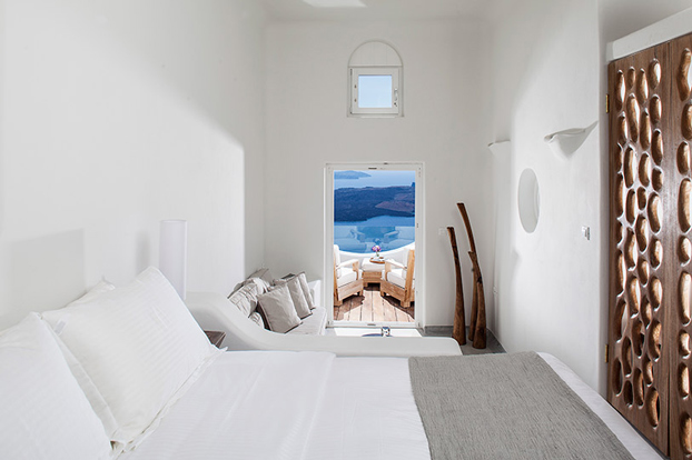 Greece native eco villa santorini 10