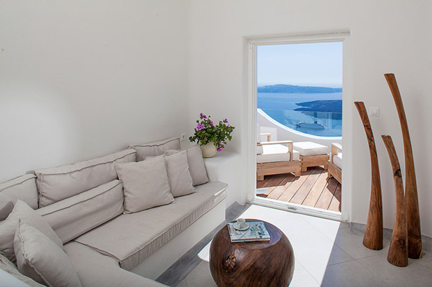 Greece native eco villa santorini 2