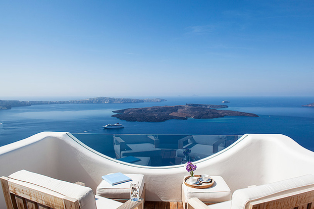 Greece native eco villa santorini 3
