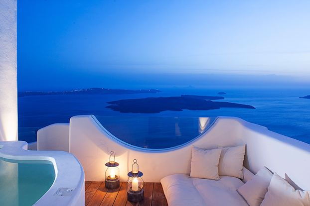 Greece native eco villa santorini 5