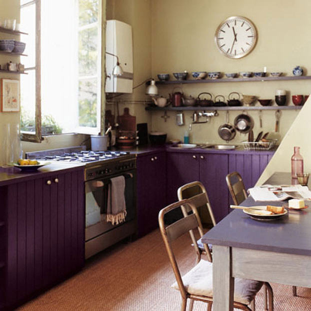 12 Kitchen Cabinet Color Combos That Really Cook: Inspiring Kitchen Colour Schemes