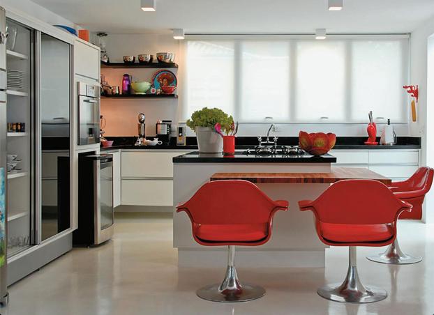 inspiring kitchen colour schemes
